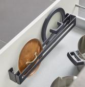 Barres Range Couvercles double 51 ou 79cm/ gris orion - 510mm
