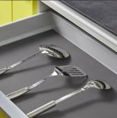 Tapis PVC souple fond de tiroir antidérapant en rouleau / 10ml