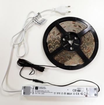 kit barette flexible led en rouleau 5Wm