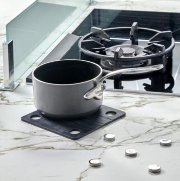 Repose casserole FIVE 2 en 1 silicone alimentaire 18 x 18cm
