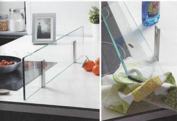 kit de protection anti projection ilot aimant. Black Bedroom Furniture Sets. Home Design Ideas
