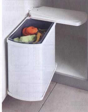 poubelle monobac 18 litres B341