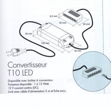 schéma convertisseur