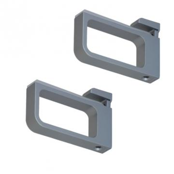 2 Supports de Tablette D9982 ALU