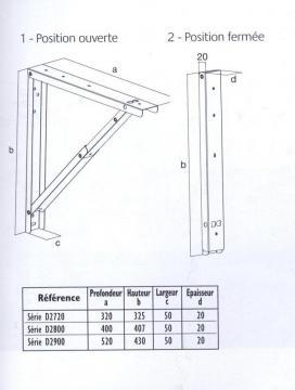 D2800 schéma