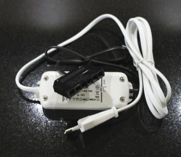 convertisseur avec connecteur rapide