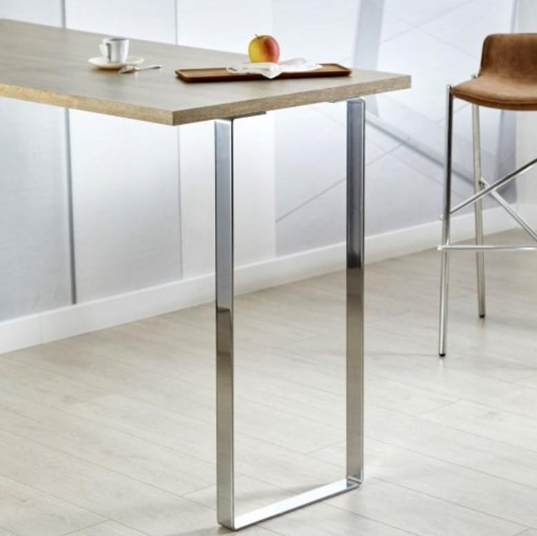 Pied de table metal for Pied table metal