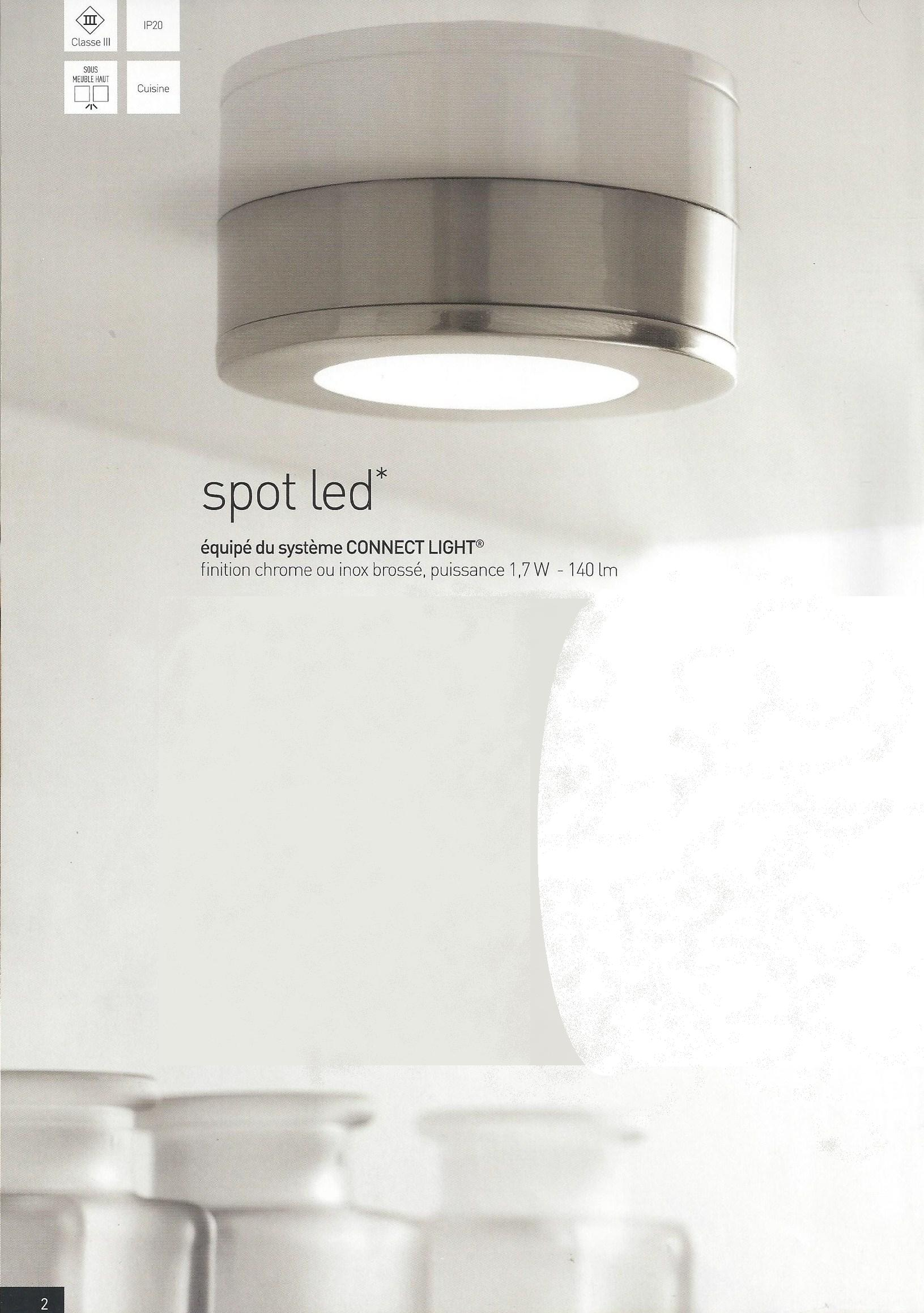 Kit Spots Led Connect Light