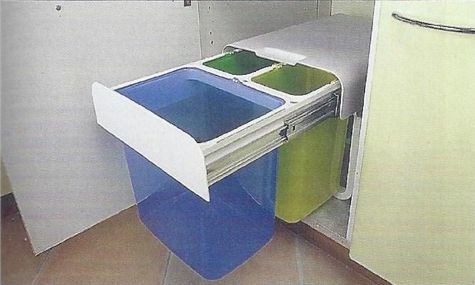 poubelle tri selectif design maison design. Black Bedroom Furniture Sets. Home Design Ideas